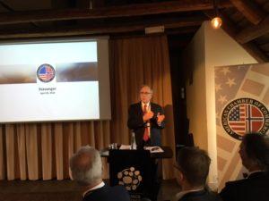 Stavanger Event: Ambassador Heins Keynote Speech