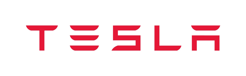 Tesla Red Wordmark Large (2)