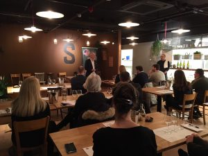American Wine Master Class